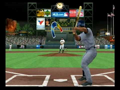 PS2 MLB 08 The Show - World Series Perfect Game! - Giants Defeat Yankees