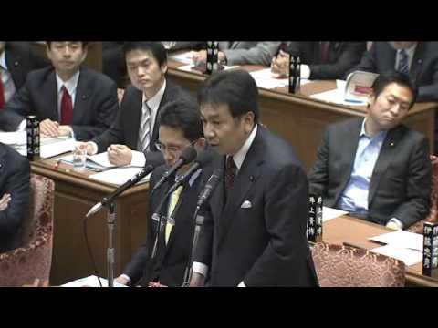 YouTube: 「撃ち方やめ」は朝日の捏造 安倍vs枝野10/30予算委員会
