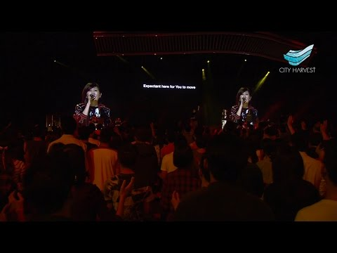 Cityworship: Hands To The Heavens (kari Jobe)    Sun Ho  City Harvest Church video