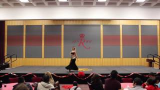 Rutgers Belly Dance Troupe Spring Hafla 2017 | Zahrah