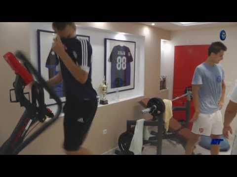 NK Adriatic- nove klubske prostorije