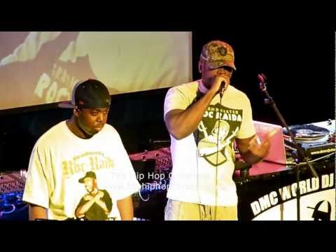 *NEW* The X-Ecutioners Pay Tribute To Roc Raida In London
