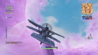 Fortnite airplane trickshot