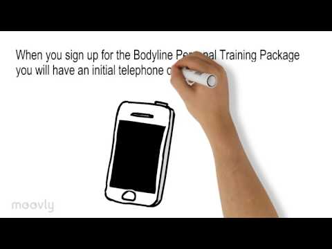 Online Personal Training with Bodyline Fitness, Ealing