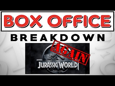Box Office Breakdown for June 19th - June 21st, 2015