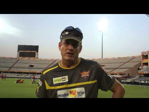What Tom Moody thinks SunRisers Hyderabad needs, to win against Delhi Daredevils