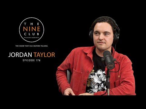 Jordan Taylor | The Nine Club With Chris Roberts - Episode 176