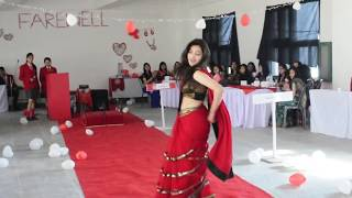 Indian girl dance in college  College Girls Ultimate Hip-Hop Dance