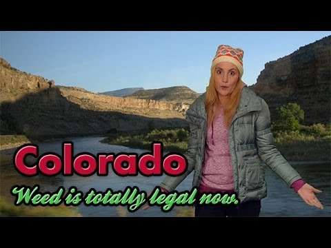 Colorado Tourism Commercial: Weed is Legal