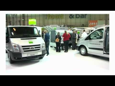 bott vario launch - Commercial Vehicle Show 2011