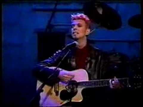 David Bowie - Dead Man Walking (great acoustic ver.)