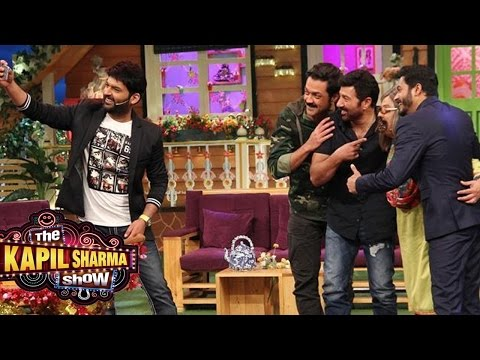 The Kapil Sharma Show - 22nd May 2016 | Full Launch Episode | Sony Tv Comedy Show Serials 2016