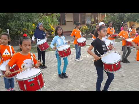 Drumband abatasa