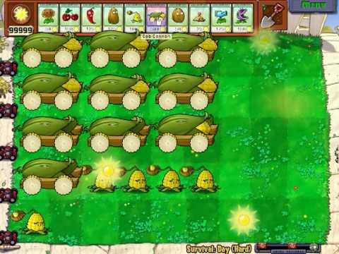 Plants Vs Zombies Cheat Party
