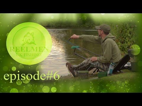 UK Carp Fishing the River Thames (RELLMEN #6)