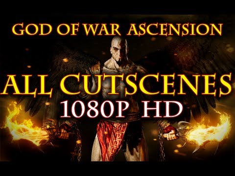 God Of War Ascension - All Cutscenes [1080p HD] - God Of War Ascension Movie