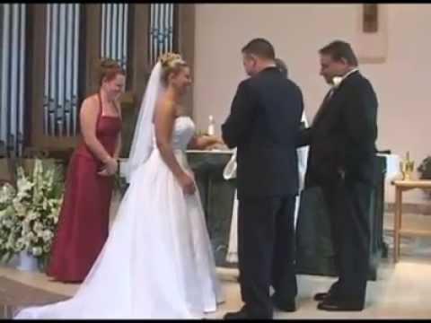 Funny Wedding - Lecsúszott a tanú nadrágja az esküvőn!