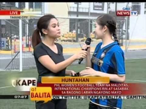 KB: Huntahan: PHL Women's Football Team na Malditas, sasabak sa bagong laban ngayong Mayo