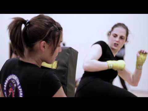 Savate Kickboxing Motivational Video Image 1