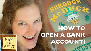 6 Simple Steps to Opening a Bank Account!