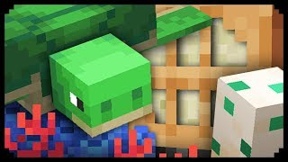 ✔ Minecraft: How to make a Turtle House