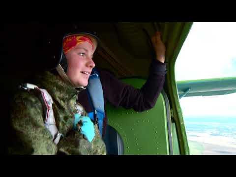 Прыжки с парашютом в Вологде