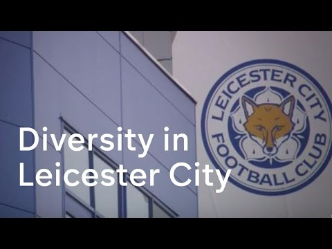 Leicester City: diversity in football