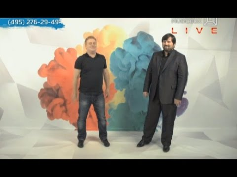 Шарип Умханов (Шариф) в программе Вконтакте Live (RUSSIAN MUSICBOX 26.05.2016)