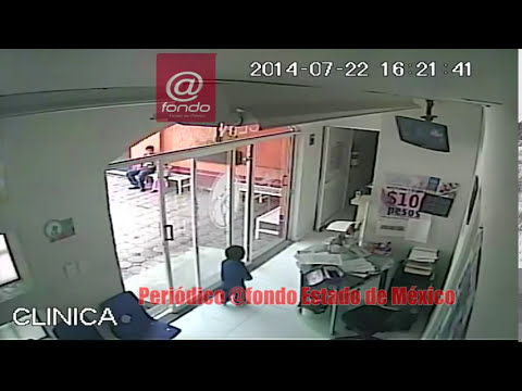 ASALTO A CLÍNICA EN SAN GREGORIO  CUAUTZINGO CHALCO.