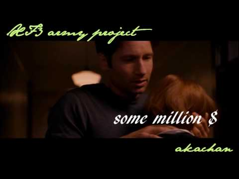 The X-Files - XF3 ARMY project - priceless