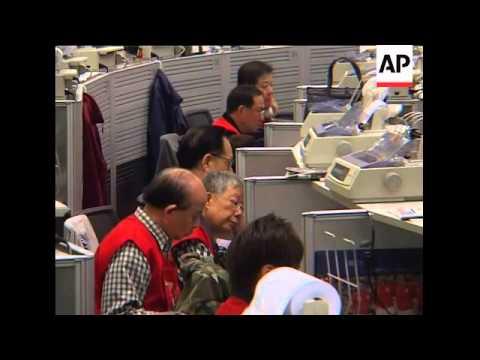 WRAP Tokyo stocks rebound, HKong, analyst