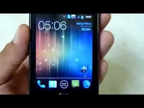 ROM Daniel Barros Mod Android 4.0.4 para Samsung Galaxy Y DUOS