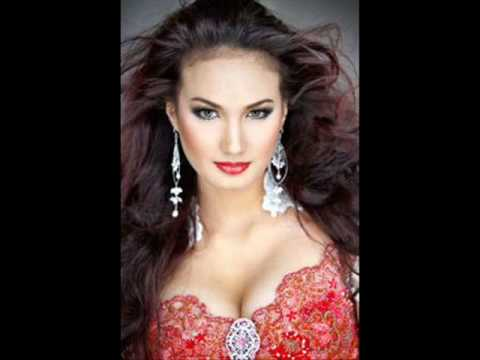 female Indonesian celebrities(Eurasian)Part.1