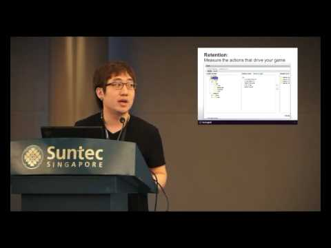 Actionable Analytics: Understanding User Economics with Kontagent | Jason LEE