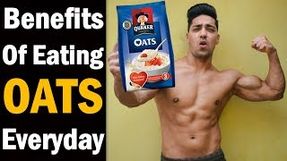 What Happens When You Start Eating Oats Every Day | Health Benefits | Weight Loss & Muscle Gain