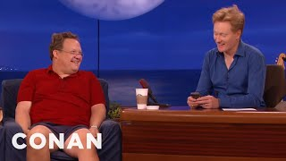 Scraps: Conan & Adam Sandler's Late Night Texts - CONAN on TBS