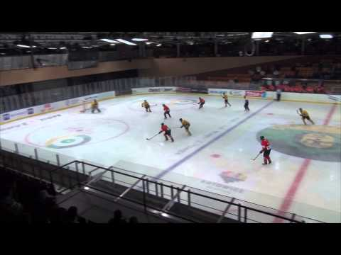 HC GKS Katowice - Naprzód Janów 2:3 (0:1, 1:2, 1:0)