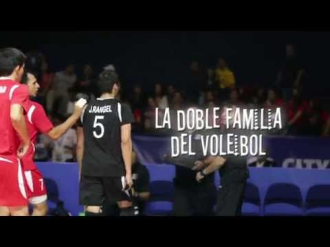 La Doble Familia del Voleibol Mexicano !