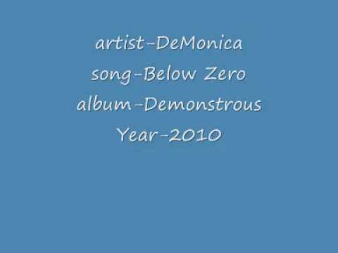 DeMonica below zero