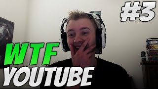 WTF YOUTUBE?! ( YouTube Reads My Commentary ) #3