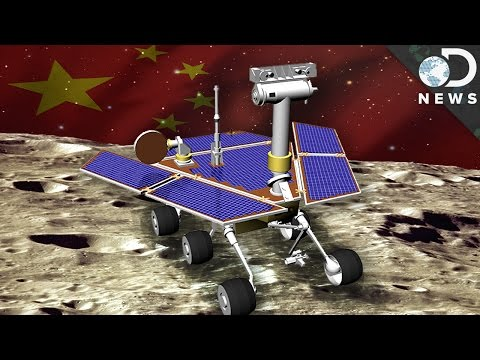 China Has a Rover on the Moon & Here's What It Found