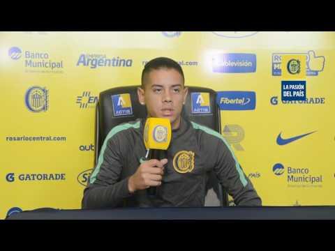 Conferencia de prensa de Rivas tras el entrenamiento 14/2