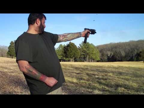 Promisedland Guns Full-Auto Glock 17 Suppressed