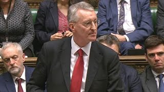 Hilary Benn's Impassioned Speech Ahead Of Syria Airstrikes Vote