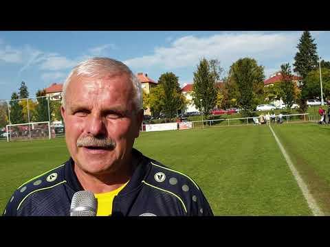 Karel Krejčík: Proti Chlumci jsme měli štěstí