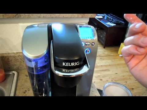 To Clean Descale Unclog Keurig K-Cup Coffee Brewer Maker Maintenance