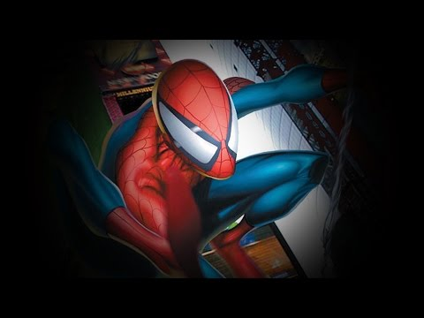 Ultimate Spider-Man: Power & Responsibility | Motion Comic Film thumbnail