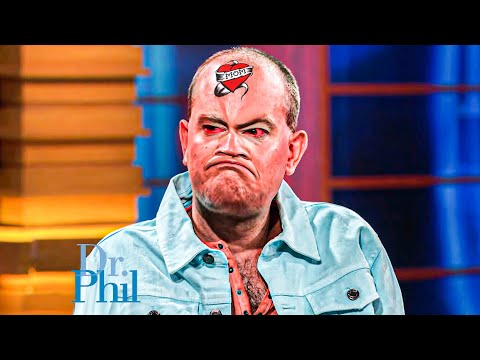 Dr Phil Makes This 'Adopted Alcoholic' ANGRY...