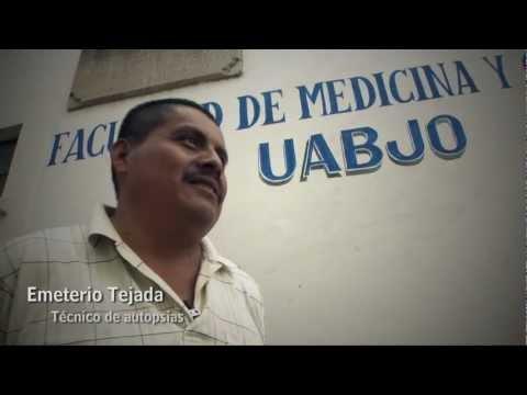 Emeterio Tejada, técnico en autopsias