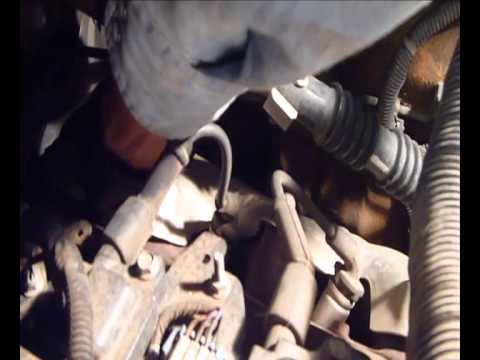 How to Install (replace) a new spark plug 2008 Chevrolet Silverado LT. V8 5.3L